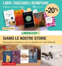 Offerte di Libreria e Cartoleria nella volantino di Il Libraccio ( Per altri 3 giorni)