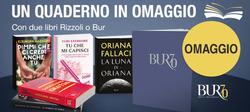 Offerte Quaderni nella volantino di Il Libraccio a Roma