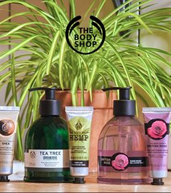 Catalogo The Body Shop ( Per altri 8 giorni )