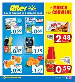 Offerte Discount nella volantino di Alter Discount a Altamura ( Per altri 6 giorni )