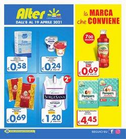 Offerte Discount nella volantino di Alter Discount a Seregno ( Per altri 3 giorni )
