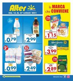 Offerte di Discount nella volantino di Alter Discount ( Scade domani)