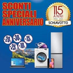 Offerte Elettronica e Informatica nella volantino di Schiavotto a Lissone ( Per altri 14 giorni )