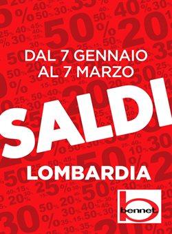 Offerte Iper Supermercati nella volantino di Bennet a Brescia ( Più di un mese )