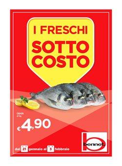 Offerte Iper Supermercati nella volantino di Bennet a Cherasco ( Per altri 6 giorni )