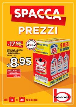 Offerte Iper Supermercati nella volantino di Bennet a San Giuliano Milanese ( Per altri 3 giorni )