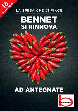 Offerte di Iper Supermercati nella volantino di Bennet ( Per altri 2 giorni)