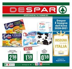 Offerte Iper Supermercati nella volantino di Despar a Belvedere Marittimo ( Scade oggi )