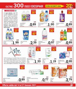 Offerte di Pampers a Despar