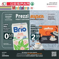 Offerte Iper Supermercati nella volantino di Despar a Palermo ( Per altri 4 giorni )