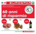 Catalogo Eurospar a Trieste ( Per altri 13 giorni )