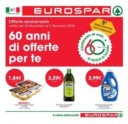 Catalogo Eurospar a Padova ( Scaduto )