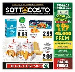 Offerte Iper Supermercati nella volantino di Eurospar a Vibo Valentia ( Scade domani )