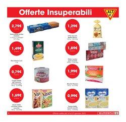 Offerte di Funghi a Eurospar