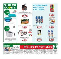 Offerte di Adesivi a Eurospar