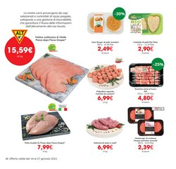 Offerte di Petto di pollo a Eurospar