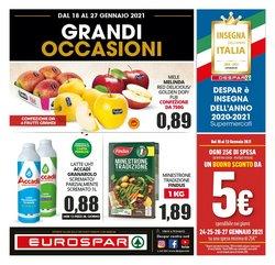Catalogo Eurospar a Napoli ( Scade domani )