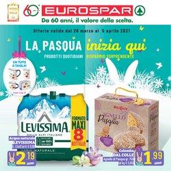 Offerte di Eurospar nella volantino di Eurospar ( Scaduto)