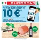 Catalogo Eurospar a Bologna ( Scaduto )