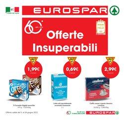 Offerte di Eurospar nella volantino di Eurospar ( Per altri 2 giorni)