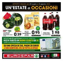 Catalogo Eurospar ( Pubblicato ieri)