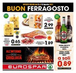 Catalogo Eurospar ( Pubblicato oggi)
