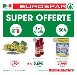Offerte di Iper Supermercati nella volantino di Eurospar ( Per altri 2 giorni)