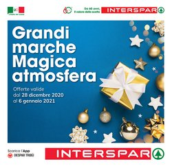 Catalogo Interspar a Verona ( Scaduto )
