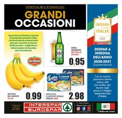 Catalogo Interspar a Napoli ( Scaduto )