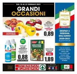 Catalogo Interspar a Napoli ( Scaduto )