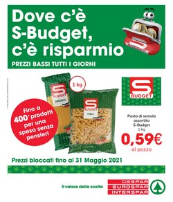 Catalogo Interspar a Bologna ( Più di un mese )