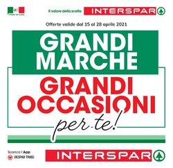 Catalogo Interspar a Verona ( Pubblicato oggi )