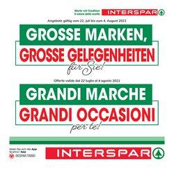 Catalogo Interspar ( Pubblicato ieri)