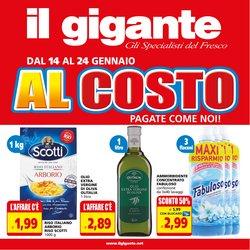 Catalogo Il Gigante a Torino ( Per altri 2 giorni )