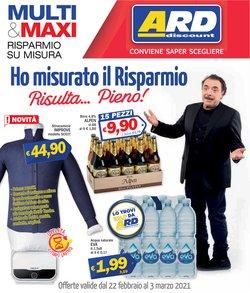 Offerte Discount nella volantino di Ard Discount a Ragusa ( Per altri 4 giorni )