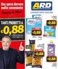 Offerte Discount nella volantino di Ard Discount a Milazzo ( Per altri 3 giorni )