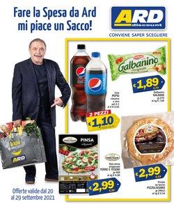 Offerte di Discount nella volantino di Ard Discount ( Per altri 7 giorni)