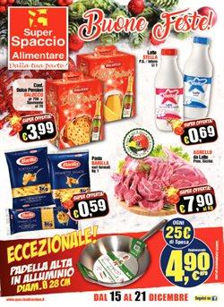 Offerte di Spaccio Alimentare nella volantino di Palermo