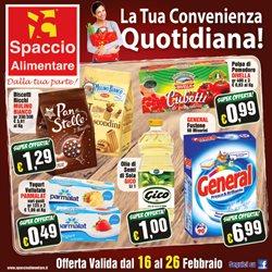 Offerte di Spaccio Alimentare nella volantino di Messina