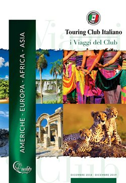Catalogo Touring Club Italiano ( Scaduto )