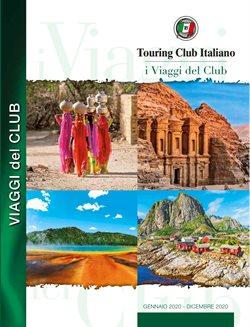 Catalogo Touring Club Italiano ( Più di un mese )