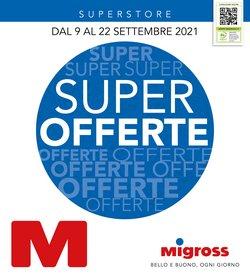 Offerte di Migross Superstore nella volantino di Migross Superstore ( Per altri 4 giorni)