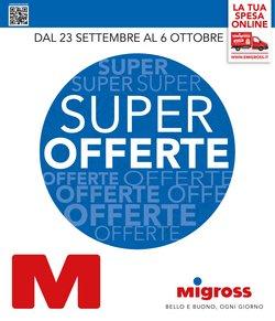 Offerte di Iper Supermercati nella volantino di Migross Superstore ( Per altri 9 giorni)
