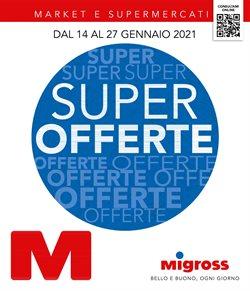 Catalogo Migross Supermercati e Market a Bassano del Grappa ( Pubblicato ieri )