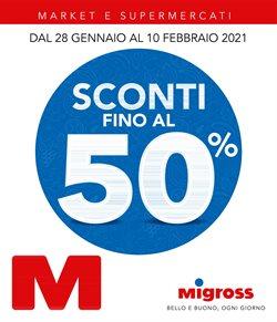 Catalogo Migross Supermercati e Market ( Pubblicato oggi )