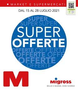 Catalogo Migross Supermercati e Market ( Scade oggi)