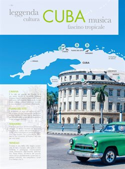 Offerte di Cuba a Karambola