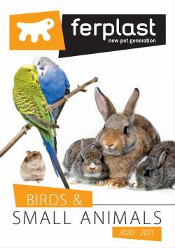 Offerte di Animali nella volantino di Ferplast ( Pubblicato oggi)