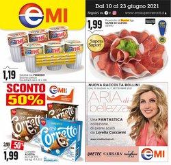 Offerte di Emi Market nella volantino di Emi Market ( Per altri 3 giorni)