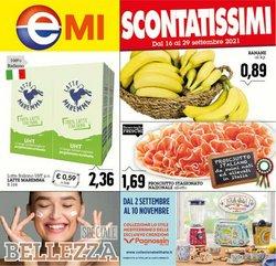 Offerte di Emi Market nella volantino di Emi Market ( Per altri 9 giorni)